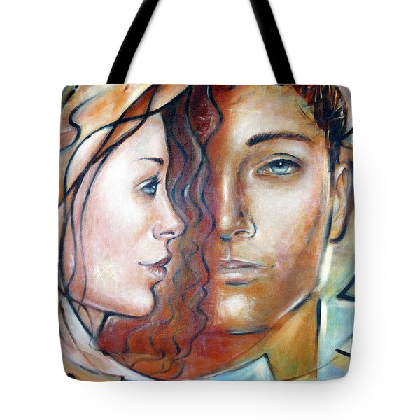 She Loves Me 140709 Tote Bag