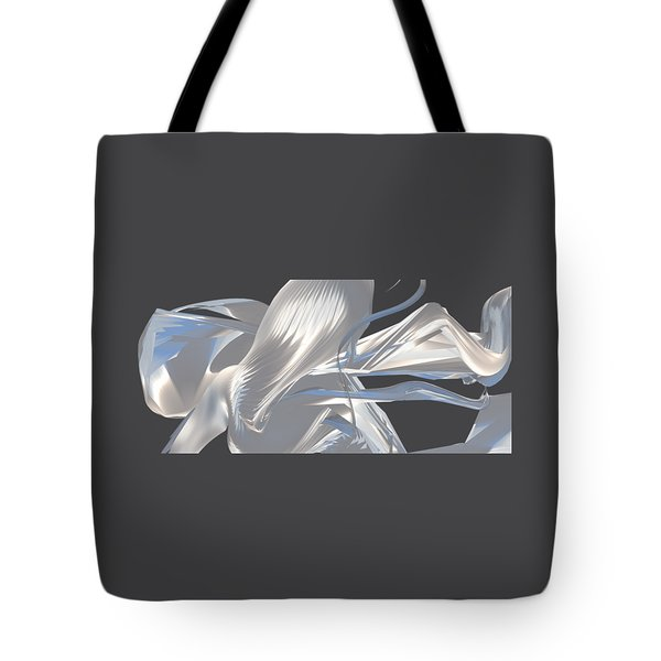 Tote Bag featuring the digital art She by Steven Lebron Langston