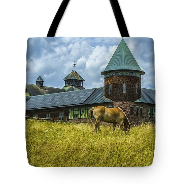 Shelburne Farms. Tote Bag