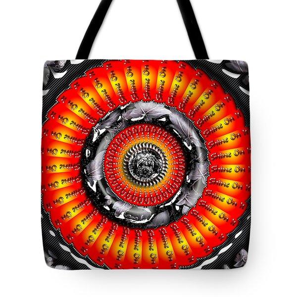 Shine On It Tote Bag by Robert Orinski