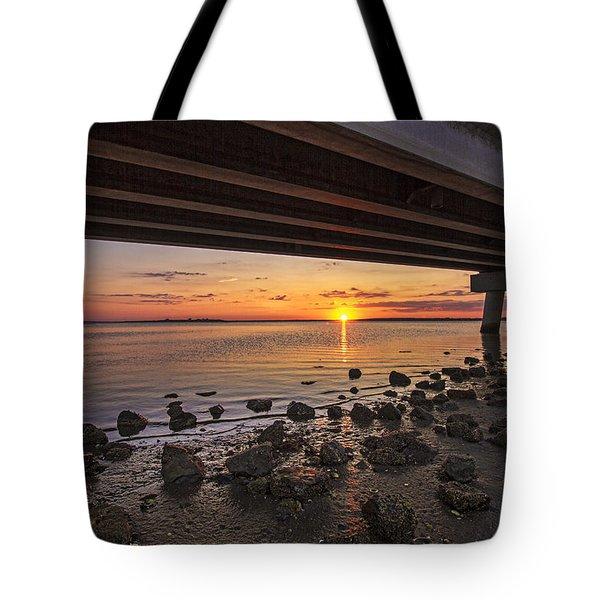 Shinnecock Sunset Tote Bag
