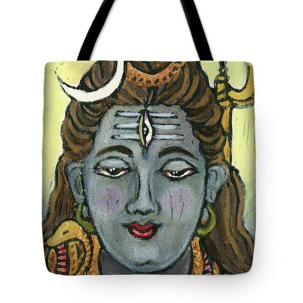 Shiva Tote Bag