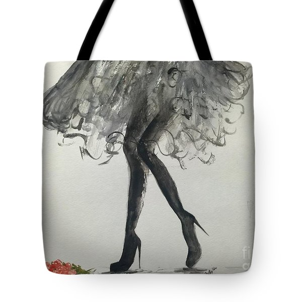 Signature Tote Bag by Trilby Cole