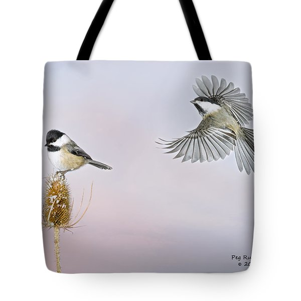 Signs Of Spring Tote Bag