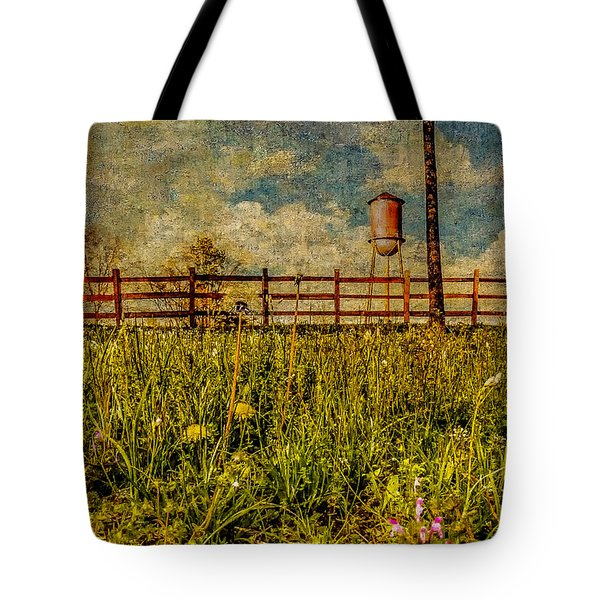 Siluria Cotton Mill Tote Bag by Phillip Burrow