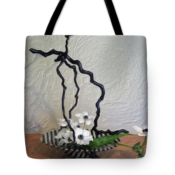 Simplicity Tote Bag by Don Wright