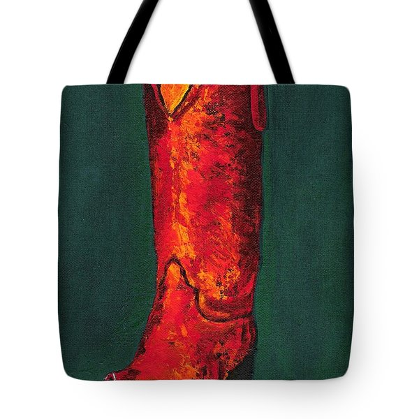Singled Out Tote Bag by Frances Marino