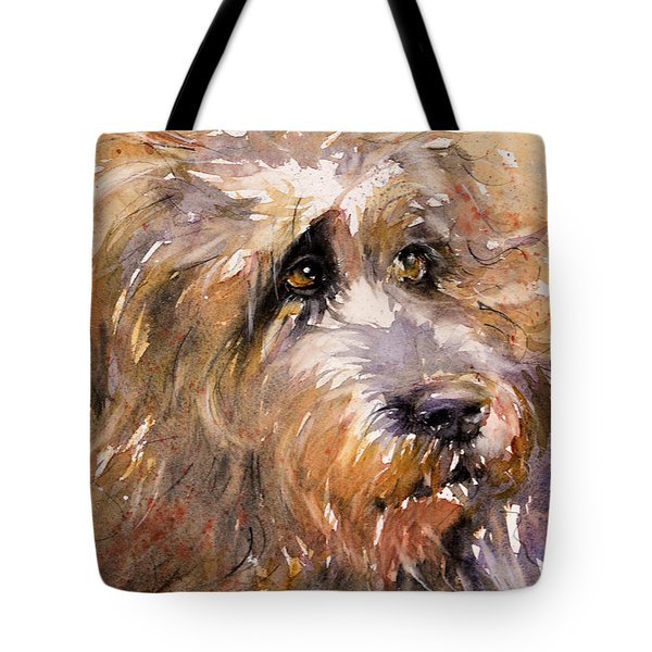 Sir Darby Tote Bag by Judith Levins