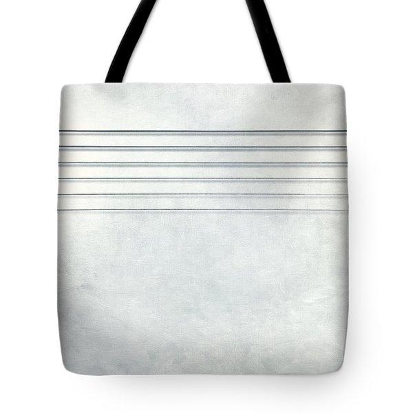 Six Strings Tote Bag
