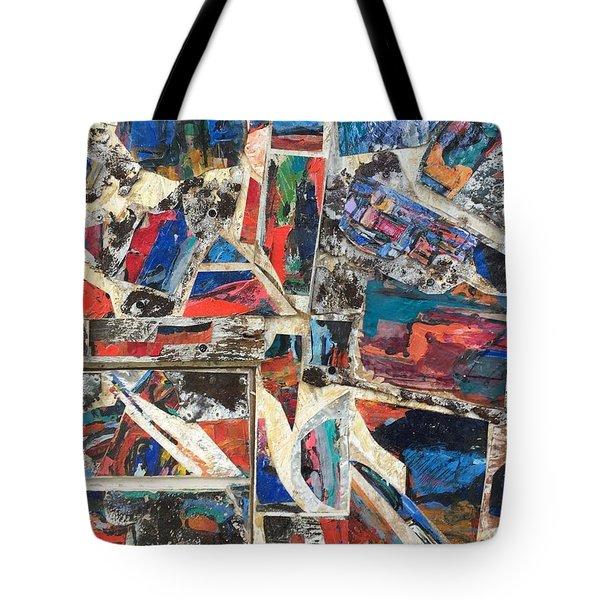 Sixth Sense Tote Bag