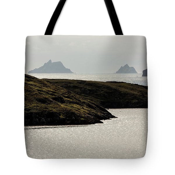 Skellig Islands, County Kerry, Ireland Tote Bag
