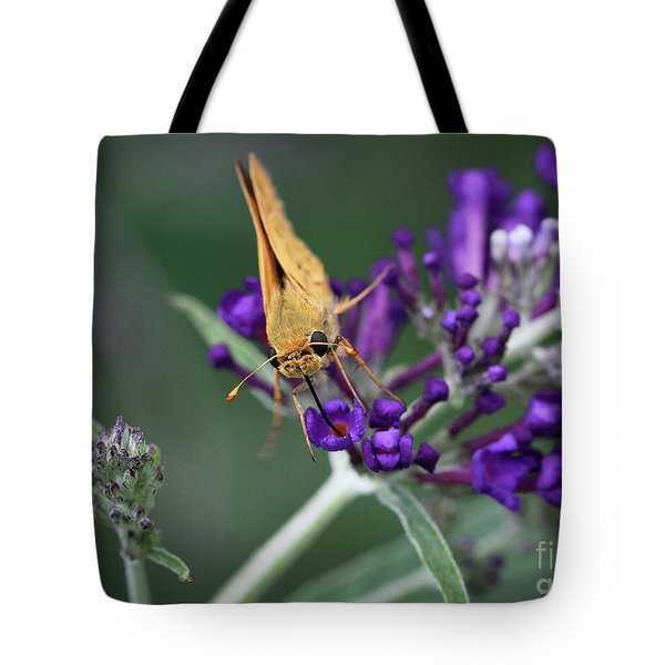 Tote Bag featuring the photograph Skipper by Douglas Stucky