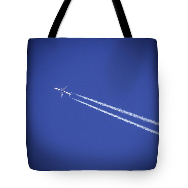 Sky High Tote Bag