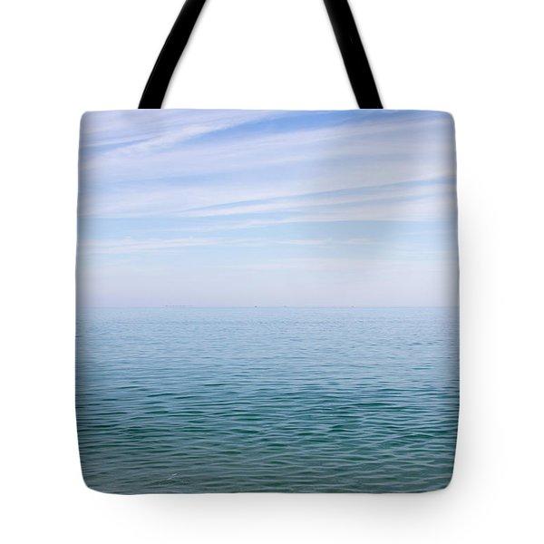 Sky To Shore Tote Bag