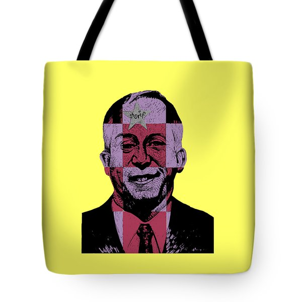 Smugshot Tote Bag by Steve Hunter