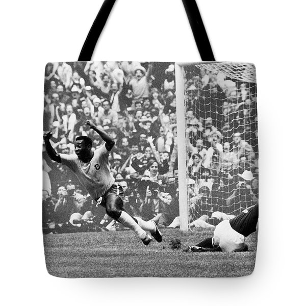 Soccer: World Cup, 1970 Tote Bag by Granger
