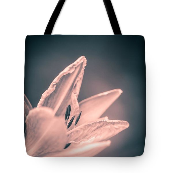 Soft Pink Tote Bag