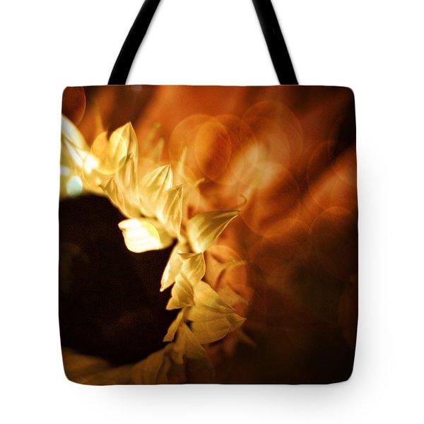 Soft Sunflower Tote Bag