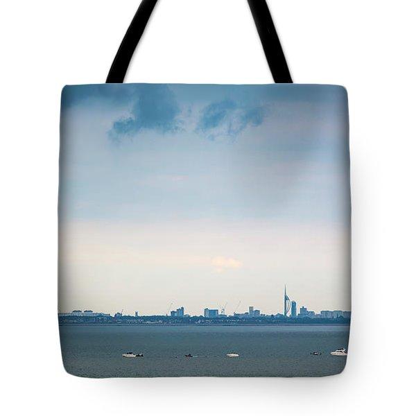 Solent Skies Tote Bag