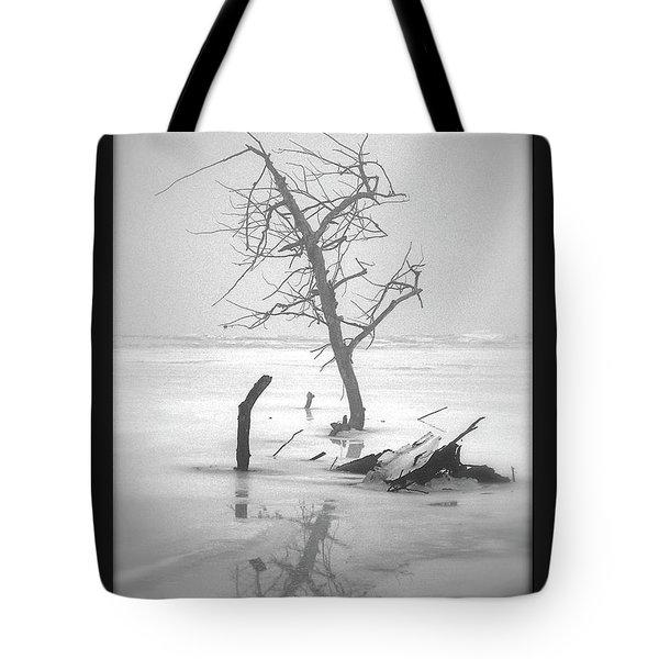 Solitude Tote Bag by Sue Stefanowicz