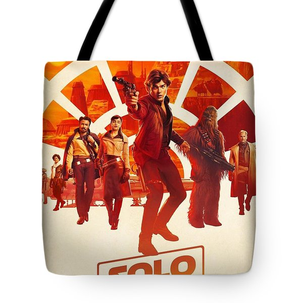 Solo A Star Wars Story Tote Bag