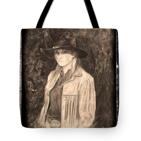 Sometime Ago Tote Bag