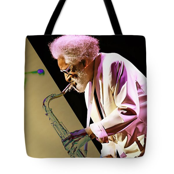 Sonny Rollins Collection Tote Bag