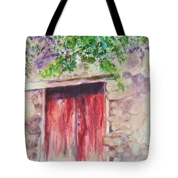 Sorrento Secret Tote Bag