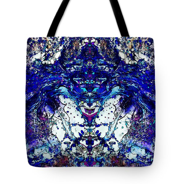 Space Harmonizer Tote Bag