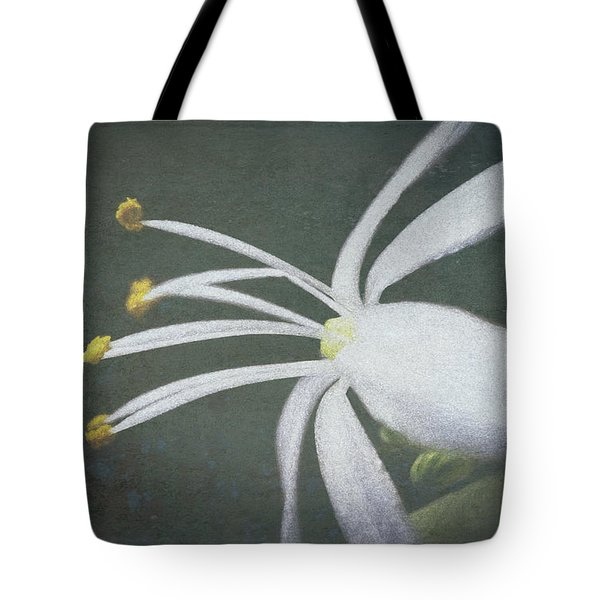 Spider Plant Flower II Tote Bag