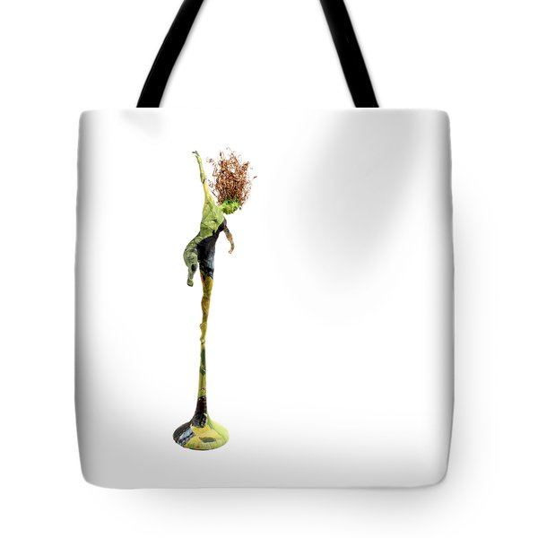 Spread Wings Tote Bag by Adam Long