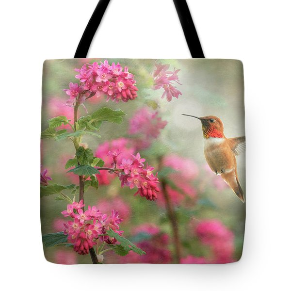 Spring Arrival Tote Bag