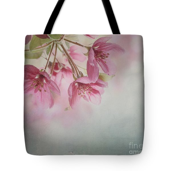 Spring Blossom Tote Bag