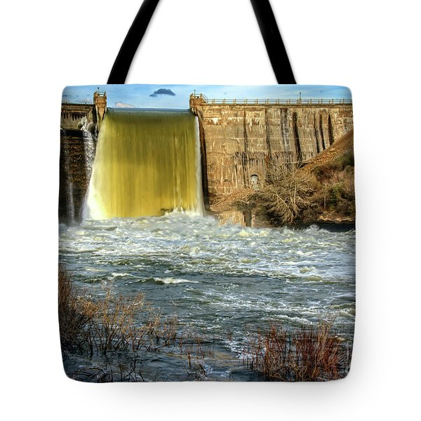 Tote Bag featuring the photograph Spring Flow by Robert Bales