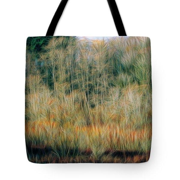 Spring Forest Tote Bag