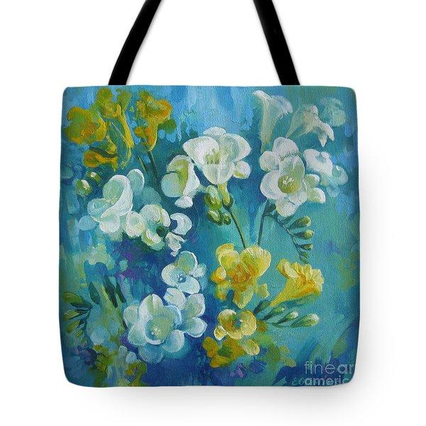 Spring Fragrances Tote Bag
