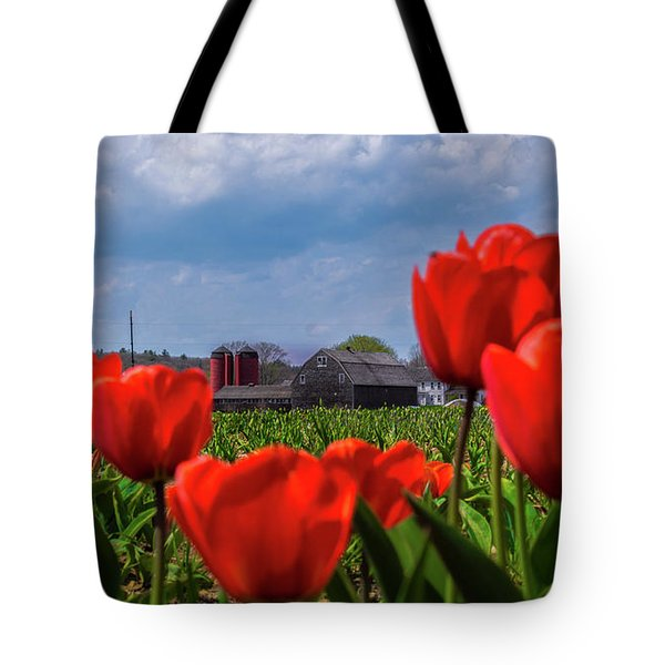 Spring In Rhode Island Tote Bag