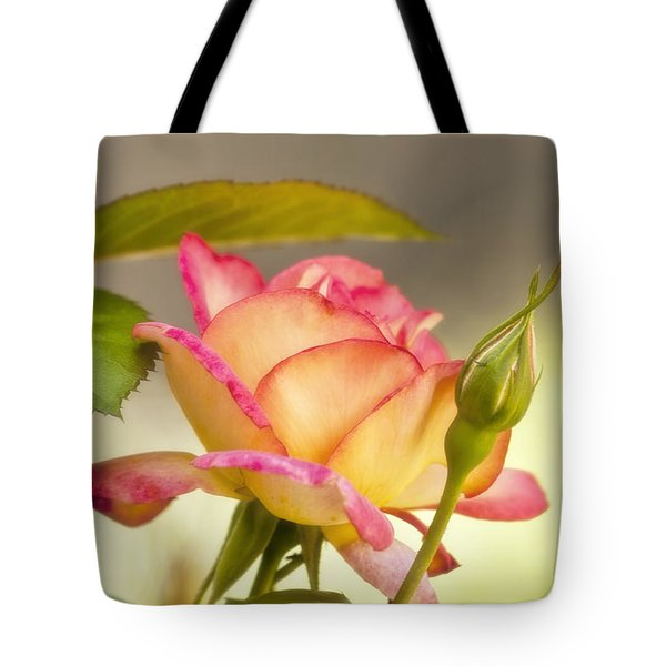 Spring Is Here Tote Bag by Joan Bertucci
