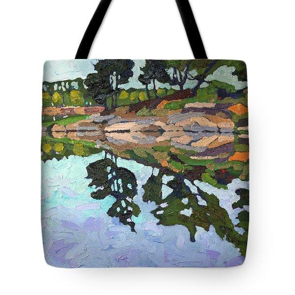 Spring Paradise Tote Bag