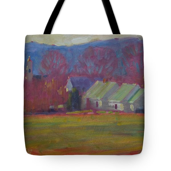 Spring Sunday Tote Bag