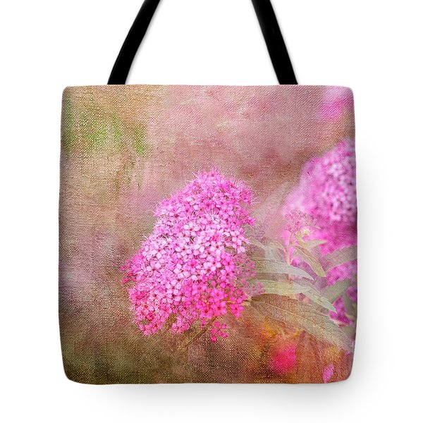 Tote Bag featuring the photograph Springtime by Betty LaRue