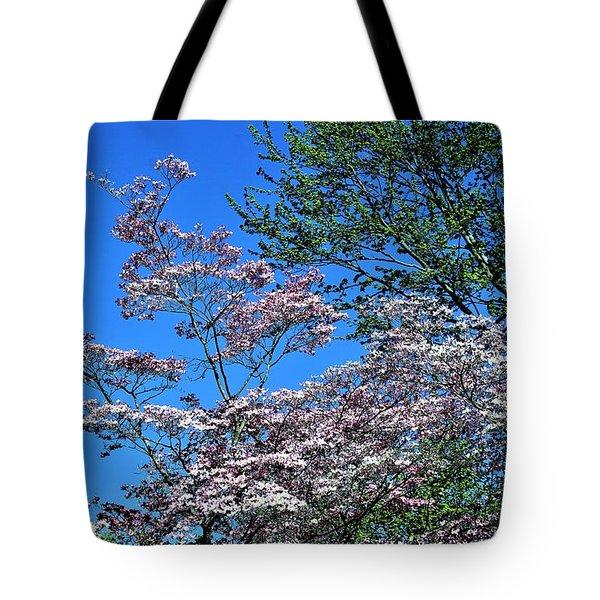 Springtime In Louisville Tote Bag