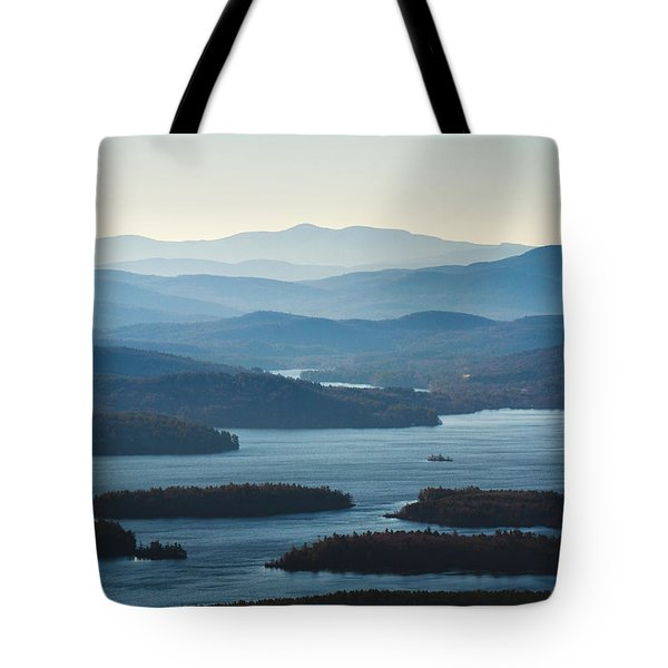 Squam Lake Tote Bag