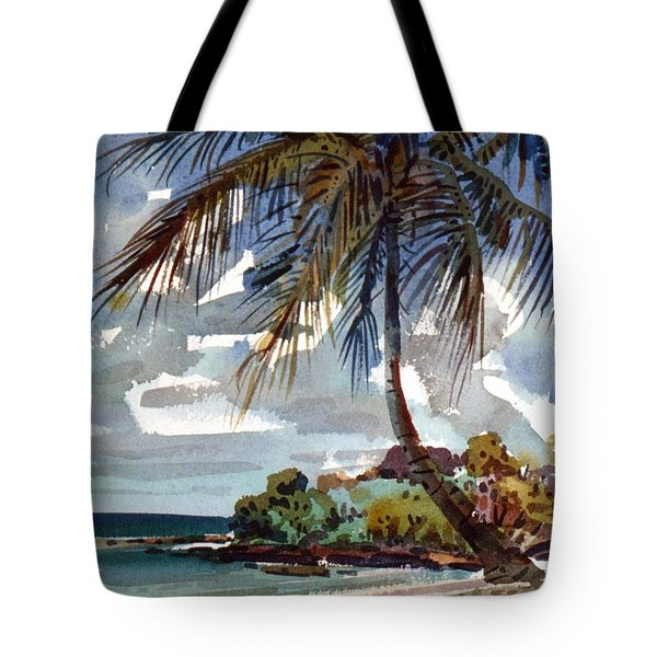 St. Croix Beach Tote Bag by Donald Maier