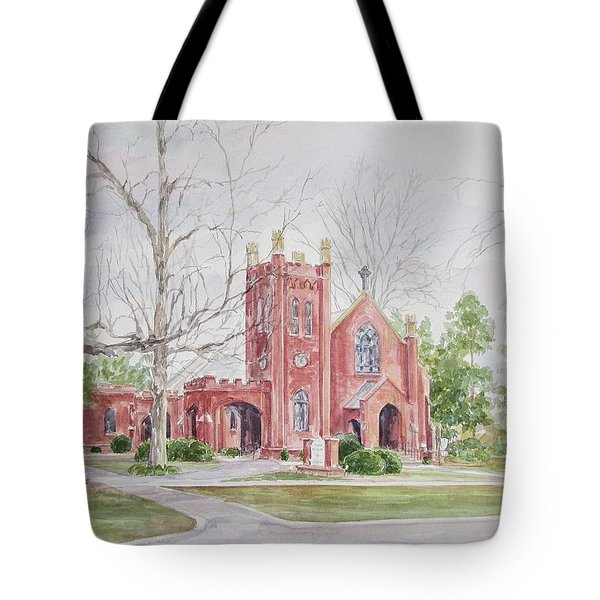 St. David's Episcopal Church Tote Bag