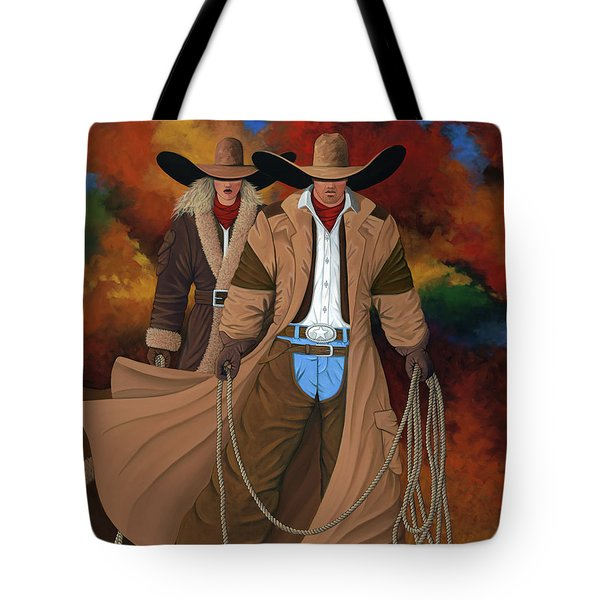 Stand By Your Man Tote Bag