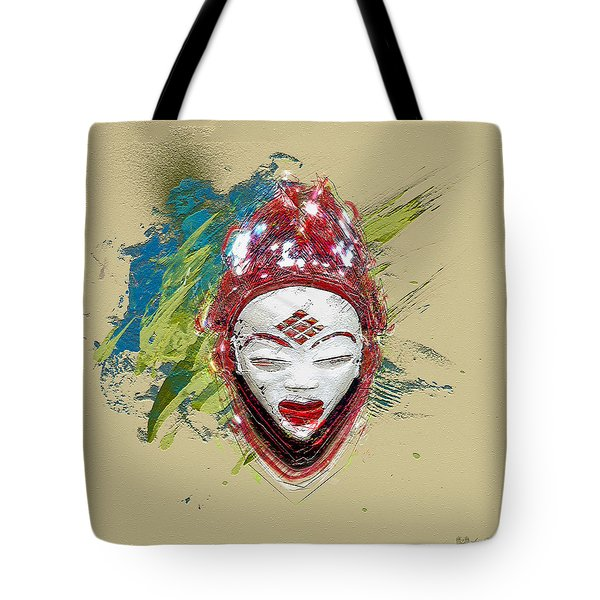 Star Spirits - Maiden Spirit Mukudji Tote Bag