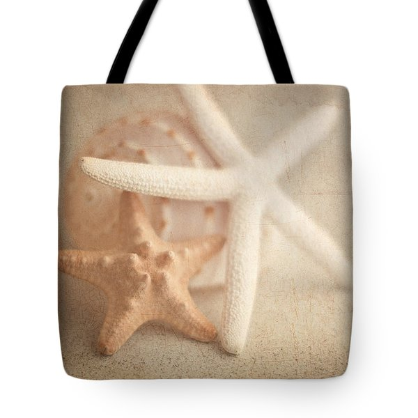 Starfish Still Life Tote Bag