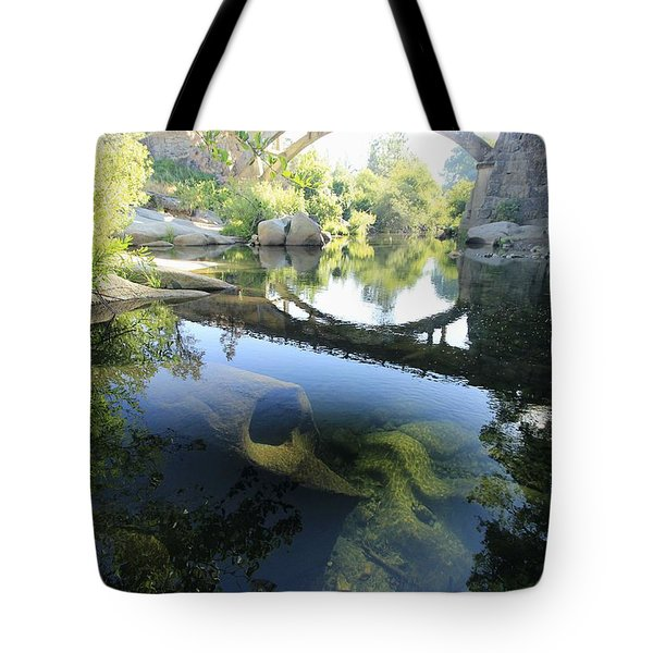 Tote Bag featuring the photograph Stargate  by Sean Sarsfield