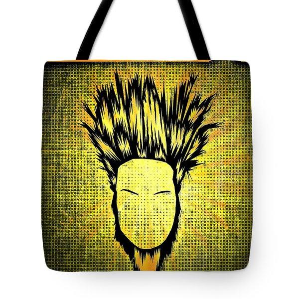 Static-x Tote Bag